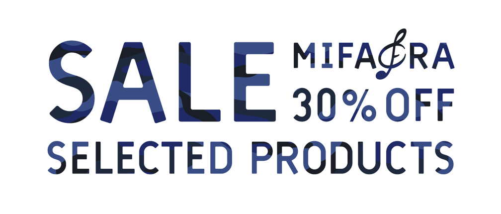 MIFARA 14SS 07.18 SALE 30% START!